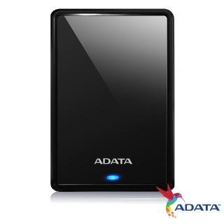 【ADATA 威剛】HV620S 1TB 2.5吋輕薄行動硬碟(黑)
