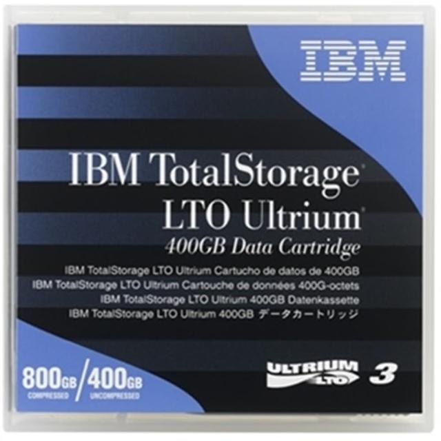 【IBM】LTO3 磁帶 400GB-800GB 一盒五卷