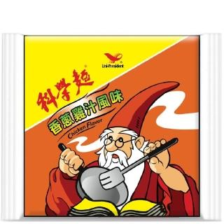 【統一】科學麵香蔥雞汁40入/箱
