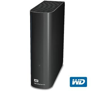 【WD 威騰】Elements Desktop 6TB 3.5吋外接硬碟