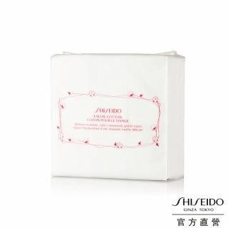 【SHISEIDO 資生堂國際櫃】資生堂 輕柔感化粧棉 165片