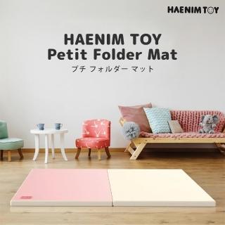 【HAENIM TOY】韓國嬰兒安全地墊(可折疊、兩面皆可使用)