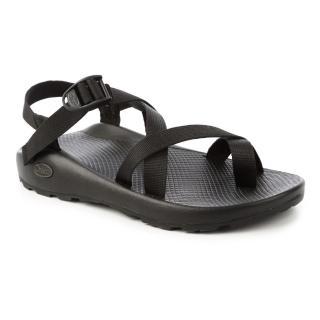【CHACO】男 越野運動涼鞋-夾腳款CH-ZCM02H405(黑)