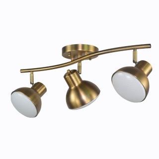 【華燈市】快可換 史塔克3燈半吸頂燈(北歐設計風)