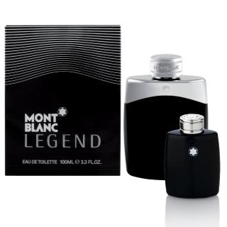 【MONTBLANC 萬寶龍】傳奇經典男性淡香水100ml(加贈隨機小香乙瓶)