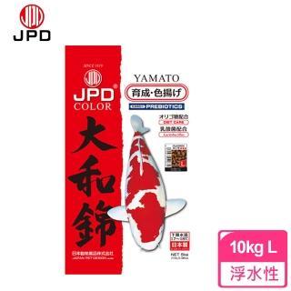 【JPD】日本高級錦鯉飼料-大和錦_色揚(10kg-L)