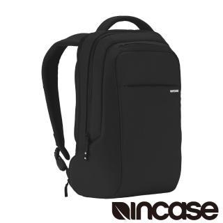 【Incase】ICON Slim Backpack 15吋 輕巧筆電後背包(黑)