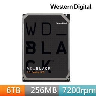 【Western Digital】WD6003FZBX 黑標 6TB 3.5吋SATA硬碟