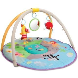 【taf toys】叢林夥伴健力架(遊戲墊)