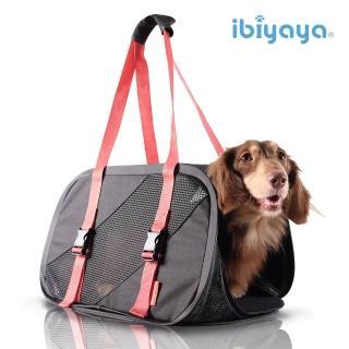 【IBIYAYA 依比呀呀】極簡休閒寵物包-紅(FC1702)