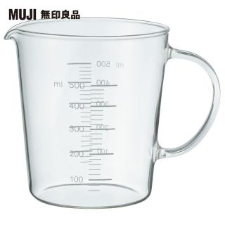 【MUJI 無印良品】耐熱玻璃量杯