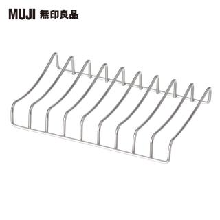 【MUJI 無印良品】不鏽鋼肥皂架/
