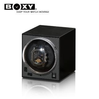 【BOXY 自動錶上鍊盒】BRICK系列-不含變壓器(自由堆疊專利 動力儲存盒 機械錶專用 WATCH WINDER 搖錶器)