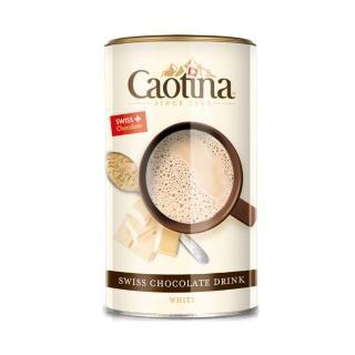 【可提娜Caotina】頂級瑞士白巧克力粉(500g/ 罐)