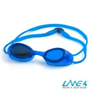 【LANE4羚活】A707 兒童防霧電鍍泳鏡(抗UV 防霧 電鍍 J型護墊 一體成型)