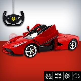 【瑪琍歐玩具】1:14 Ferrari Laferrari遙控車