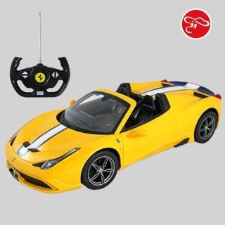 【瑪琍歐玩具】1:14 Ferrari 458 Speciale A 遙控車