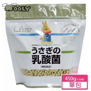 【日本WOOLY】㊣公司貨㊣硬乳酸菌-450g-小動物營養品