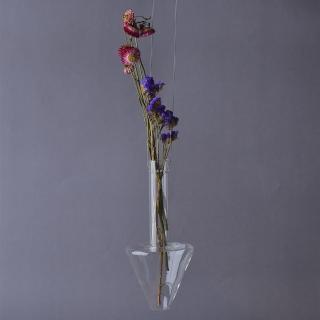 【Serax】懸吊式錐型花器