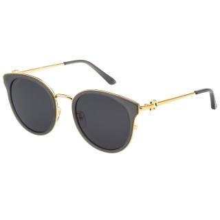 【Salvatore Ferragamo】太陽眼鏡 SF899SK(灰色)