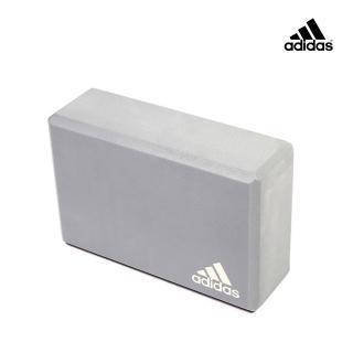 【adidas 愛迪達】Yoga 專業訓練泡沫瑜珈磚(ADYG-20100FOAM)