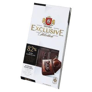 【獨家TT】黑巧克力82%100g