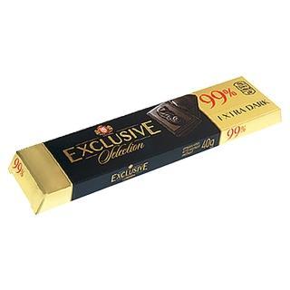 【獨家TT】黑巧克力99%40g