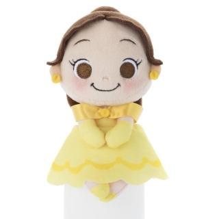 【T-ARTS】坐坐人偶  貝兒(迪士尼家族 人偶 吊飾)