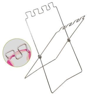【DIBOTE 迪伯特】折疊式垃圾袋架(1入)