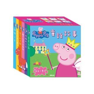 粉紅豬小妹童話故事隨身小書本