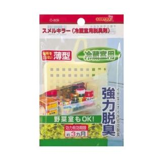 日本不動化學 冷藏室用強力除臭劑10g
