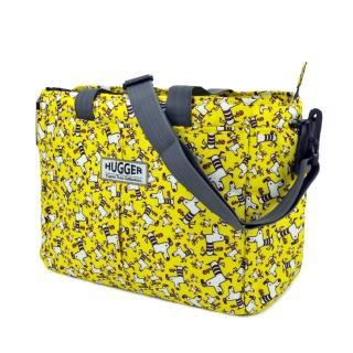 英國Hugger 超輕量時尚媽媽包-小瓢蟲