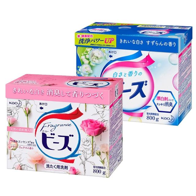 日本花王酵素洗衣粉800g/