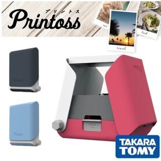 【TAKARA TOMY】日本 Printoss 手機相片列印機(不用電的神奇拍立得)
