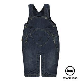 【STEIFF】休閒褲 牛仔褲 吊帶褲(連身衣)