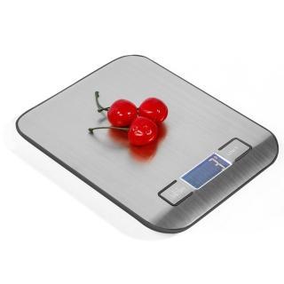 1g/5kg 不鏽鋼料理秤 電子磅秤 迷你秤 電子秤 中藥秤 廚房秤 烘焙秤 5000g 5kg(1g/5kg)