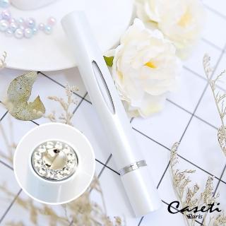 【Caseti】白色 旅行香水瓶 香水攜帶瓶 香水分裝瓶(香水分裝瓶)