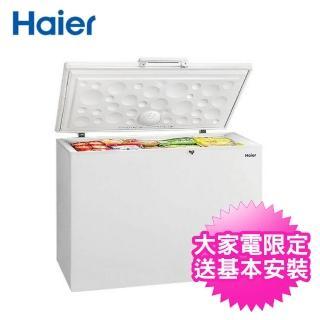 【Haier 海爾】319L上掀密閉冷凍櫃(HCF-368)