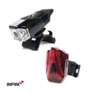【INFINI】COB LED尾燈 I-461R1(單車燈、LED自行車燈、車尾燈、腳踏車燈)