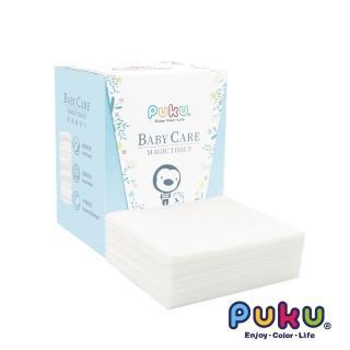 【PUKU 藍色企鵝】乾濕兩用紙巾-80抽