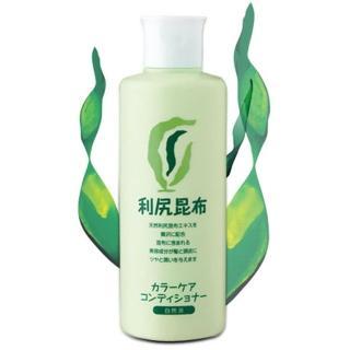 【Sastty】利尻昆布固色潤髮乳200ml(能加強固色效果、維持染後髮色、散發亮麗光澤)