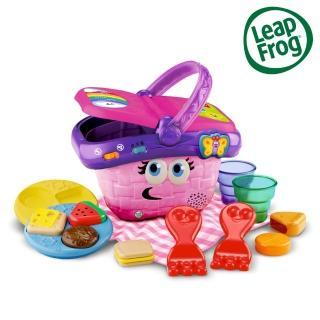 【LeapFrog】歡樂扮家家酒野餐組(家家酒 野餐)