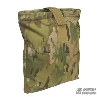 【J-TECH】收割者-I-腰掛彈匣回收袋-C款(美國多地迷彩MC)