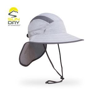 【美國Sunday Afternoons】抗UV防潑透氣護頸帽  鏡腳置孔 浮石灰 Ultra-Adventure(SAS2A01392B)