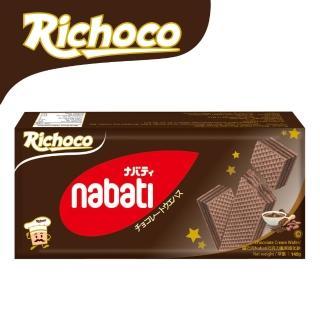 【麗巧克 Richoco】Nabati巧克力威化餅(145g)