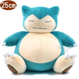 【TDL】寶可夢卡比獸絨毛娃娃玩偶25公分 238361