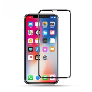 iPhone 康寧滿版玻璃貼(iPhone 11 Pro MAX 超強疏油疏水鍍膜 鋼化膜 保護貼 i7 i6s i6 ix)