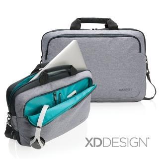 【XDDESIGN】Arata USB外接充電15吋筆電包(桃品國際公司貨)