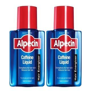 【Alpecin】咖啡因頭髮液 200ml(2入組)