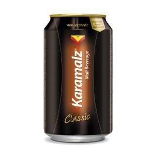 【Karamalz】卡麥隆黑麥汁_原味(330ml*48入)